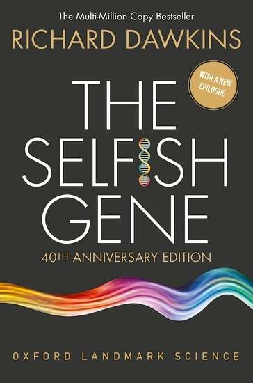 The Selfish Gene, 40th Anniversary Edition