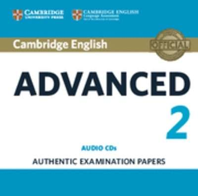 Cambridge English: Advanced (CAE) 2 Audio CDs (2)
