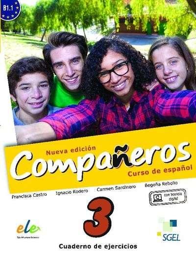 Compañeros 3. Cuaderno de ejercicios B1.1 - Francisca Castro
