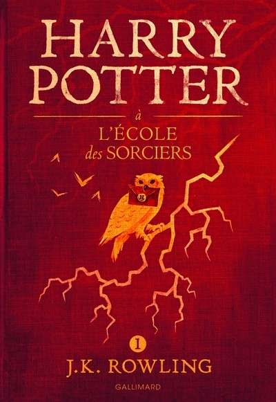 Harry Potter Tome 1: Harry potter à l'école des sorciers