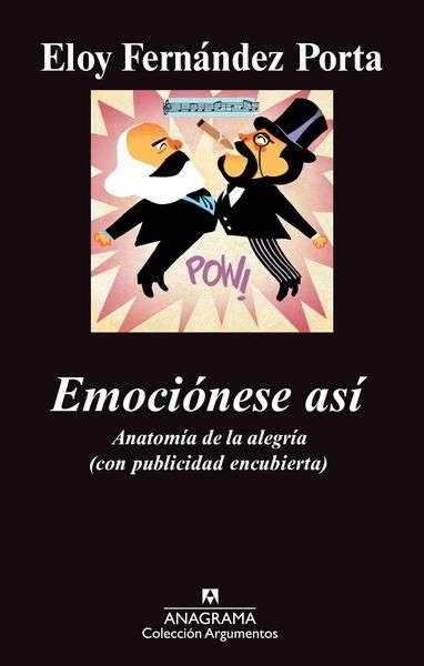 PASAJES Librería internacional: Emociones así | Fernández Porta ...