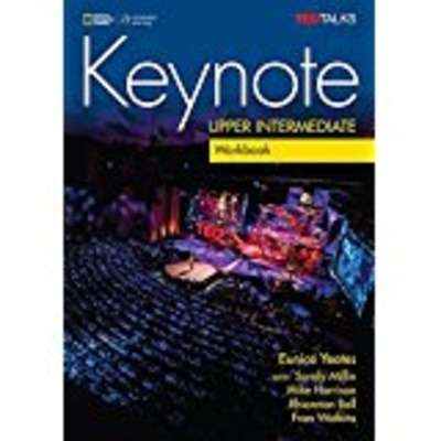 Keynotes Upper intermediate Ejercicios