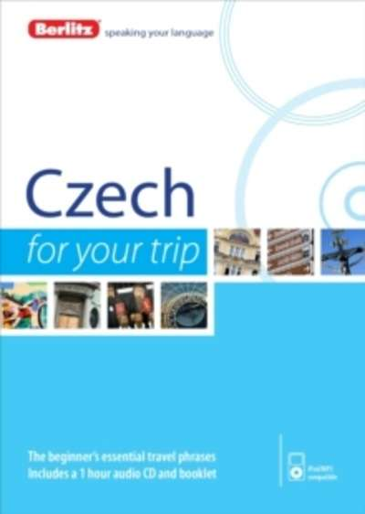 Berlitz Language: Czech for Your Trip + CD