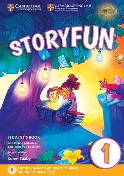 Storyfun for Starters Level 1 Student's Book with Online Activities and Home Fun Booklet 1 (2018 Exam)