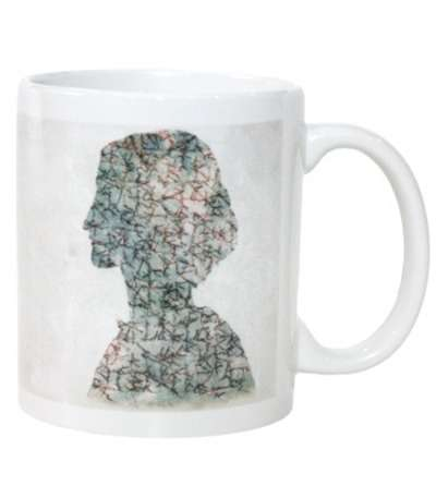 Taza: Virginia Woolf
