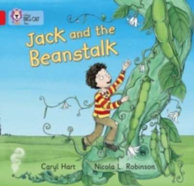 Jack and the Beanstalk : Band 02B/Red B
