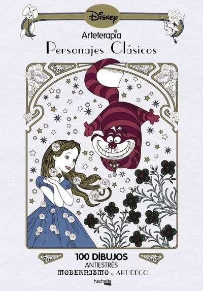 PASAJES Librería internacional: Personajes clásicos Disney | VV. AA ...