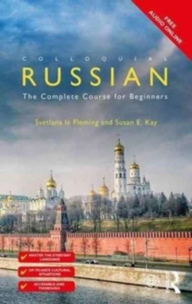 Colloquial Russian : The Complete Course for Beginners + Audio online