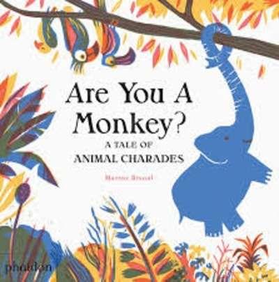 are you a monkey phaidon