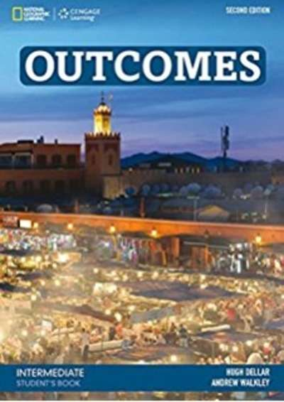 Outcomes Intermediate (2nd Edition) Workbook with Audio CD