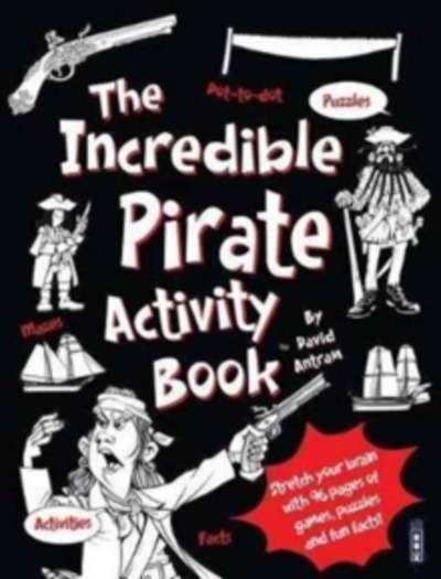 The Incredible Pirates Activity Book