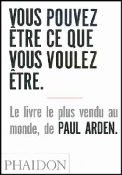 Pasajes librera internacional its not how good you are its how phaidon vous pouvez tre ce que vous voulez tre solutioingenieria Images