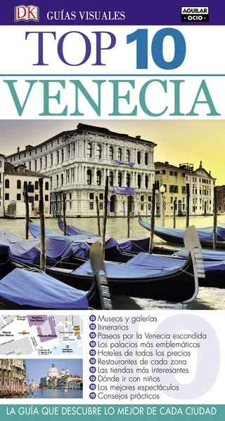 Venecia (Guías Visuales Top 10 2016)