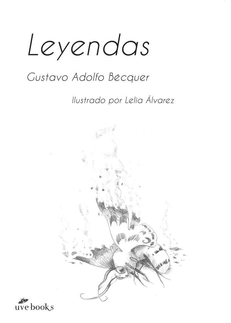 Pasajes Librería Internacional Leyendas Bécquer Gustavo Adolfo