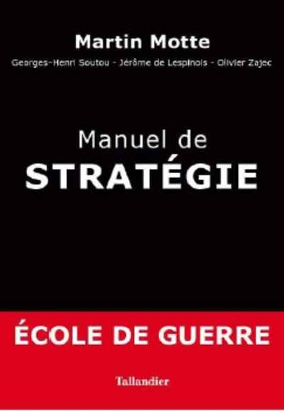 Manuel de strategie