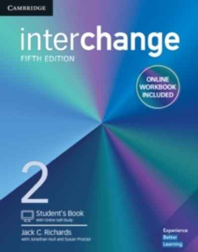 Interchange Level 2 Student's Book with Online Self-Study and Online Workbook