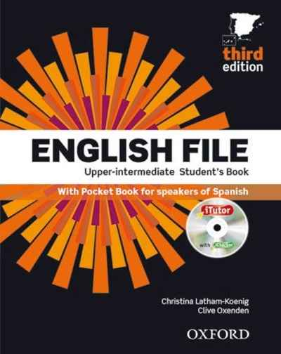 Pasajes librera internacional english file upper intermediate 3rd english file upper intermediate 3rd ed students book workbook without answers fandeluxe Images