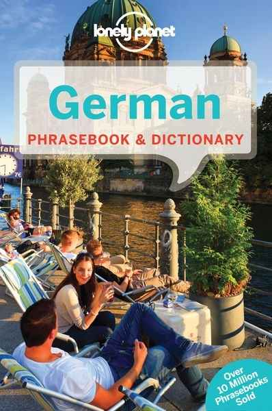 German Phrasebook x{0026} Dictionary. Lonely Planet ENG