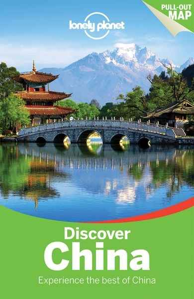 Discover China. Lonely Planet ENG