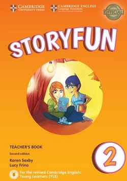 Storyfun for Starters Level 2 Teacher s Book with Audio 2nd Edition 325be969228