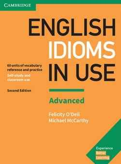 English Idioms in Use  Advanced Book with Answers