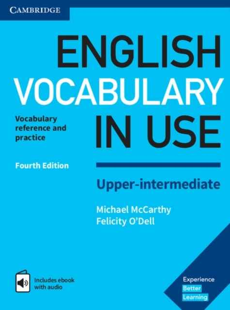 English Vocabulary in Use Upper Intermediate Book with Answers x{0026} Enhanced eBook