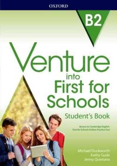 Venture into First for Schools B2 Teacher's Book Pack