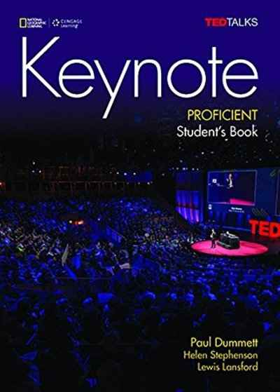 Keynote Proficient Student's Book with DVD-ROM