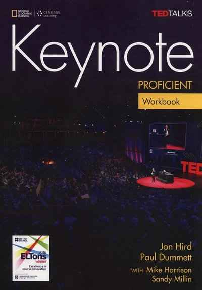 Keynote Proficient Workbook with Workbook Audio CD