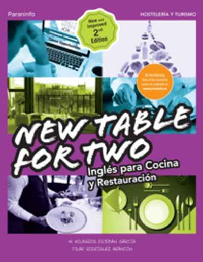 New Table for two. Inglés para cocina y restauración 2.ª edición