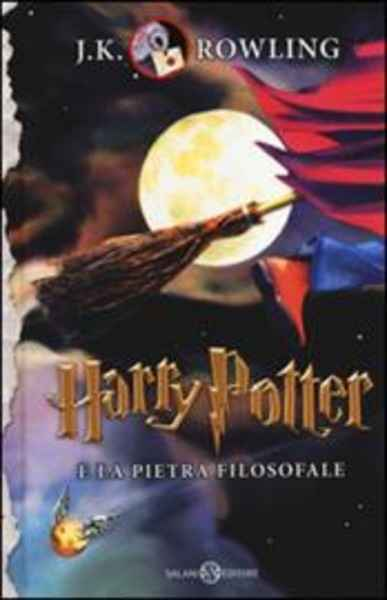 Harry Potter e la pietra filosofale. Vol. 1