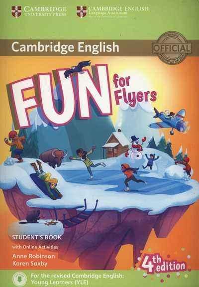 PASAJES Librería internacional: Fun for Flyers (4th Edition