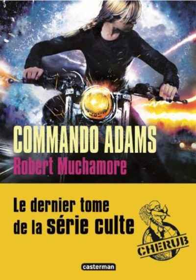 Commando Adams - Cherub