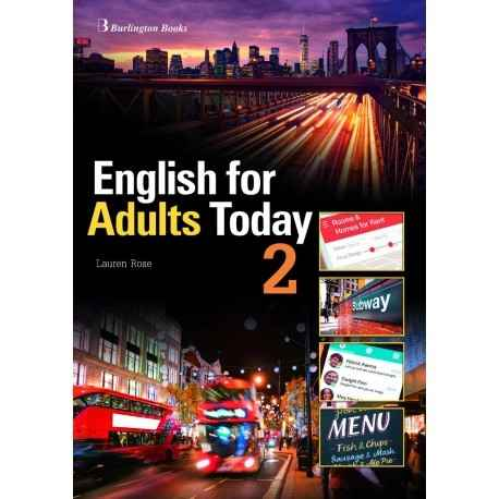 English for Adults Today 2 student's book