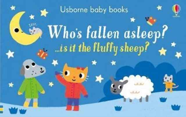 Who's Fallen Asleep?   board book