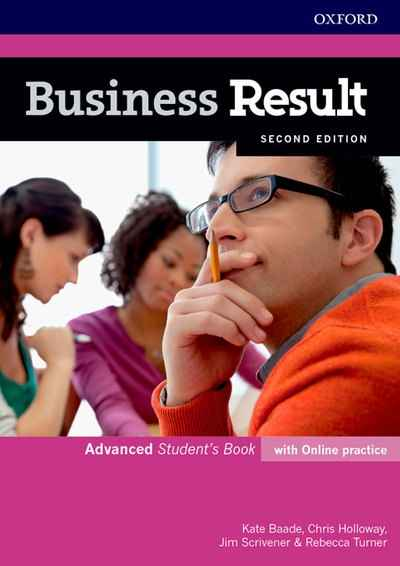 Business Result Advanced. Student's Book with Online Practice 2nd Edition