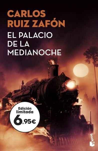 PASAJES Librería internacional: El Palacio de la Medianoche | Ruiz ...