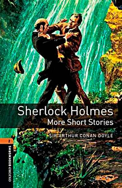 Sherlock Holmes More Short Stories (OBL 3)  MP3 Pack
