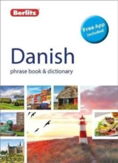 Berlitz Phrase Book x{0026} Dictionary Danish
