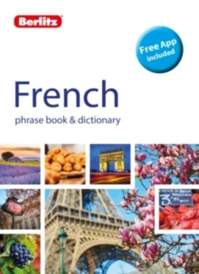 Berlitz Phrase Book x{0026} Dictionary French