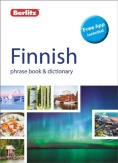 Berlitz Phrase Book x{0026} Dictionary Finnish