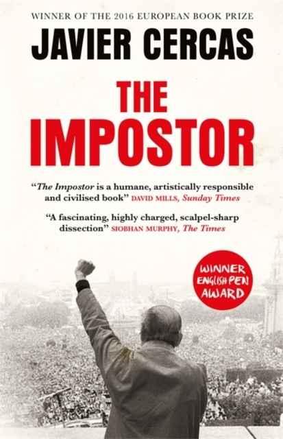 Pasajes Librería Internacional The Impostor Cercas Javier 978 0 85705 652 8