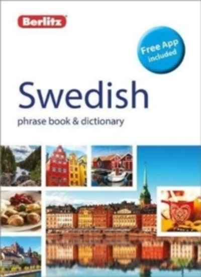 Berlitz Phrase Book x{0026} Dictionary Swedish