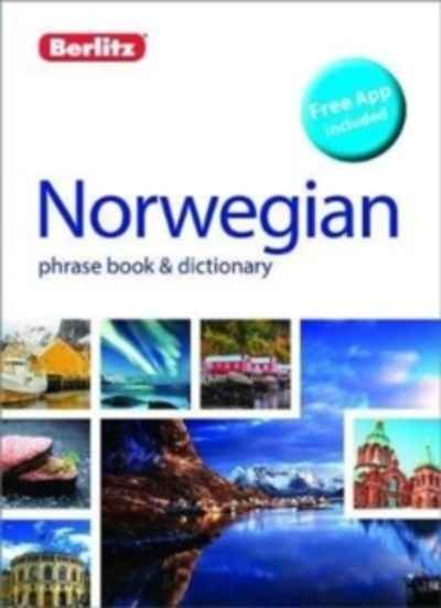 Berlitz Phrase Book x{0026} Dictionary Norwegian