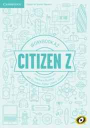 Citizen Z A2  Workbook with Downloadable Audio