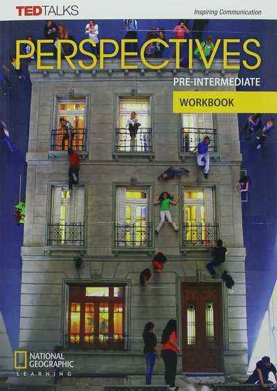 Perspectives Pre-intermediate Workbook with Workbook Audio CD