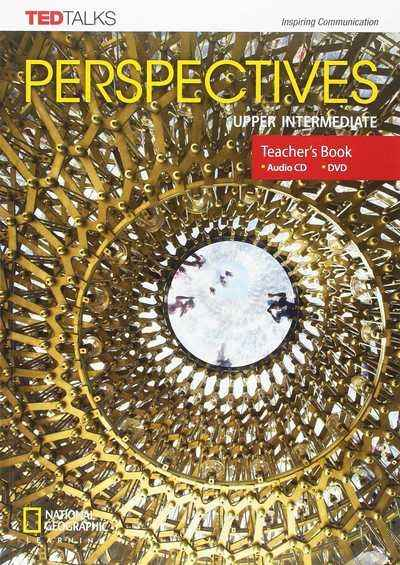 Perspectives Upper Intermediate Teacher's Book with MP3 Audio CD and DVD
