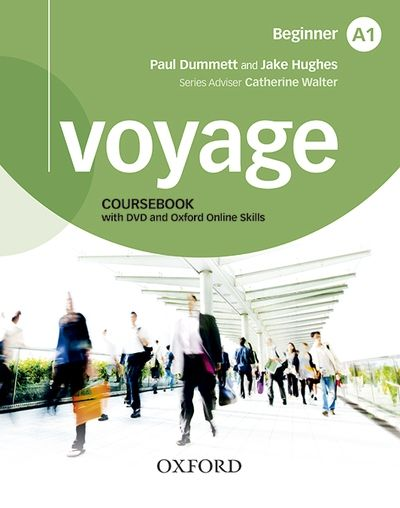 Voyage A1. Student's Book + Workbook Pack with Key