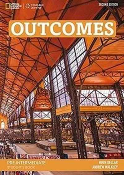 Outcomes pre-intermediate student's book + Access code + Class DVD + writing and vocabulary booklet