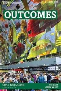 OUTCOMES UPPER INTERMEDIATE STUDENT?S BOOK + ACCESS CODE + CLASS DVD + WRITING x{0026} VOCABULARY BOOKLET